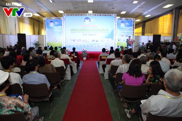 Triển lãm Quốc tế ngành Sữa lần đầu tiên được tổ chức tại Việt Nam - Ảnh 1.