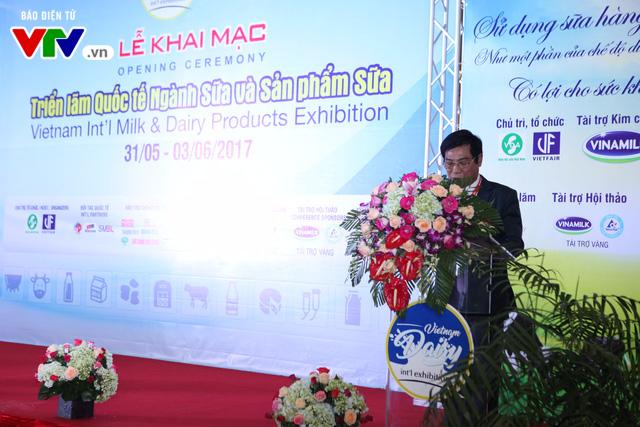 Triển lãm Quốc tế ngành Sữa lần đầu tiên được tổ chức tại Việt Nam - Ảnh 2.