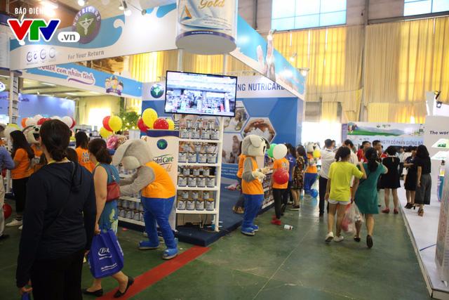 Triển lãm Quốc tế ngành Sữa lần đầu tiên được tổ chức tại Việt Nam - Ảnh 4.