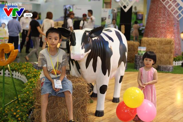 Triển lãm Quốc tế ngành Sữa lần đầu tiên được tổ chức tại Việt Nam - Ảnh 7.
