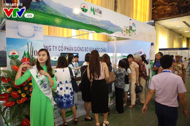 Triển lãm Quốc tế ngành Sữa lần đầu tiên được tổ chức tại Việt Nam - Ảnh 5.