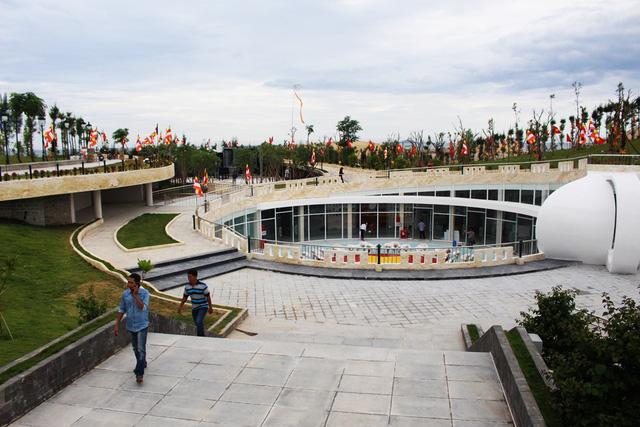 Khánh thành Khu tưởng niệm chiến sỹ Gạc Ma, Khánh Hòa - Ảnh 2.
