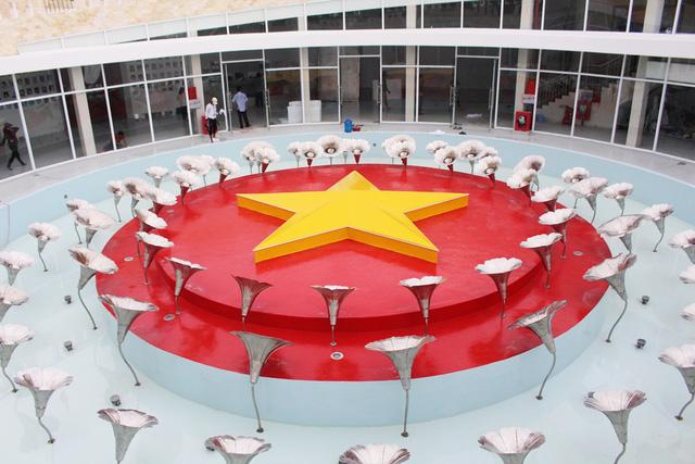 Khánh thành Khu tưởng niệm chiến sỹ Gạc Ma, Khánh Hòa - Ảnh 3.