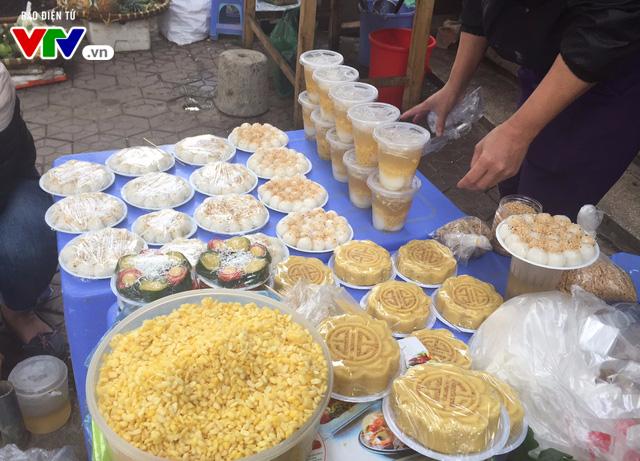 Bánh trôi, bánh chay cháy hàng ngày Tết Hàn thực - Ảnh 5.