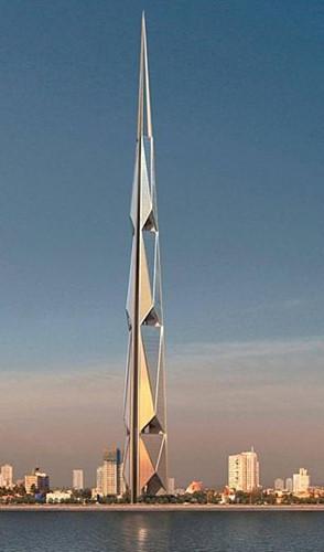 Chiêm ngưỡng những tòa nhà chọc trời cao nhất thế giới - Ảnh 4.