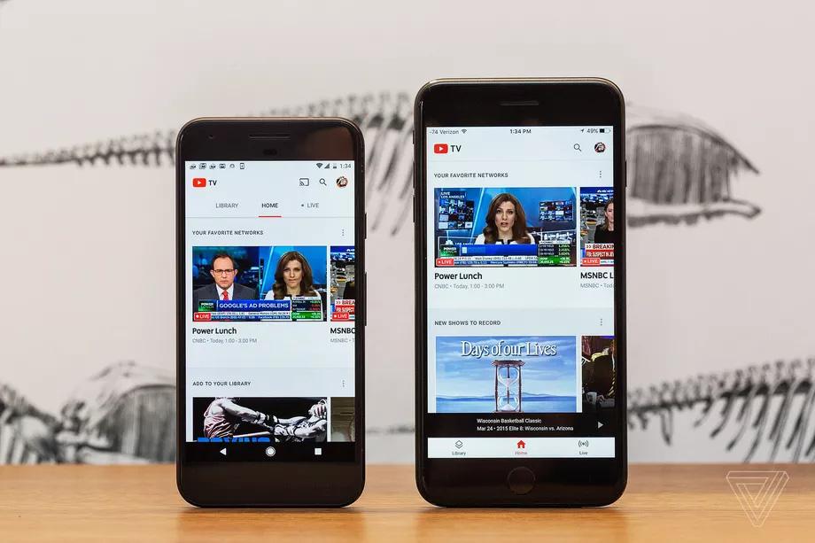YouTube TV tiếp tục bành trướng tại Mỹ
