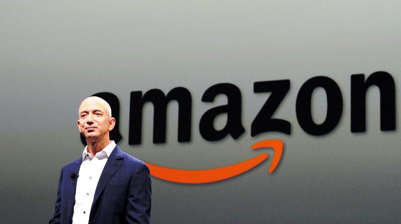 Những điều thú vị về người giàu nhất thế giới Jeff Bezos