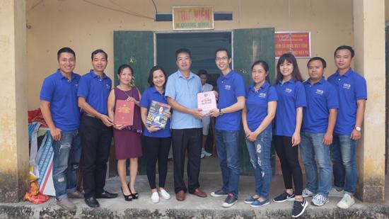 Thanh niên Ban Khoa giáo với các hoạt động từ thiện tại vùng cao Hà Giang - Ảnh 2.