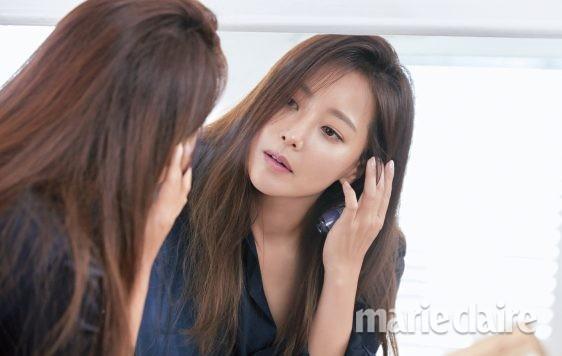 Vẻ trẻ đẹp khó tin của Kim Hee Sun ở tuổi U40 - Ảnh 2.