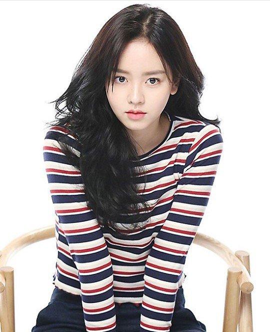 Kim So Hyun Cực Đáng Yêu Trong Loạt Ảnh Mới - Ảnh 1.