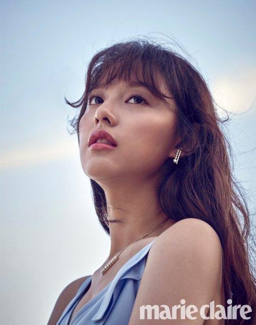 Sao Hậu duệ Mặt trời đọ sắc cùng bạn gái Lee Min Ho - Ảnh 3.