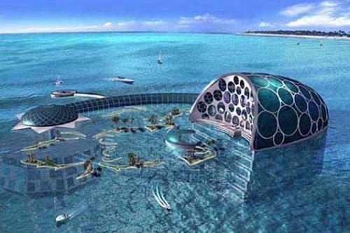 Hình ảnh siêu thực của các siêu khách sạn trong tương lai - Ảnh 5.