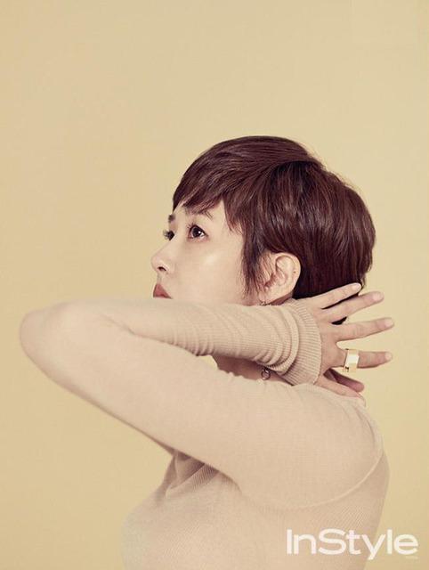 Ha Ji Won đọ tóc ngắn trẻ trung với nàng Kim Sam Soon - Ảnh 5.