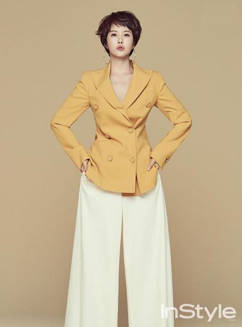 Ha Ji Won đọ tóc ngắn trẻ trung với nàng Kim Sam Soon - Ảnh 4.