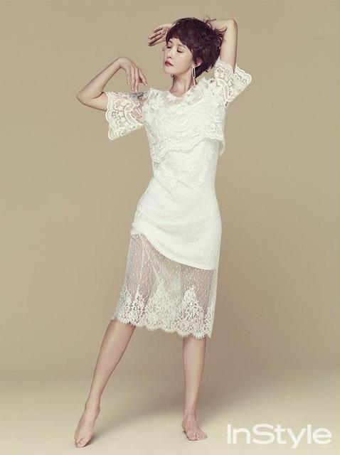 Ha Ji Won đọ tóc ngắn trẻ trung với nàng Kim Sam Soon - Ảnh 1.