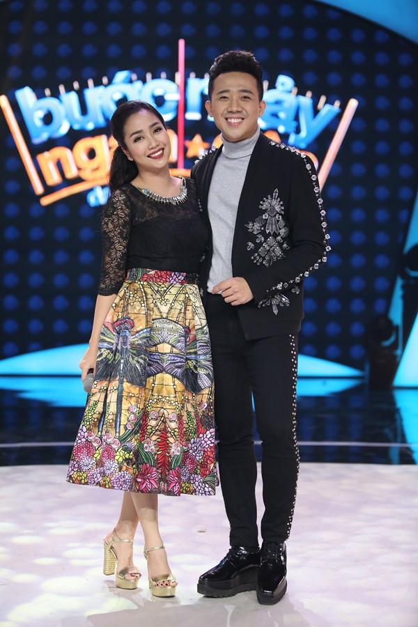 Bà mẹ một con Thanh Huyền đoạt quán quân Bước nhảy ngàn cân 2017 - Ảnh 10.