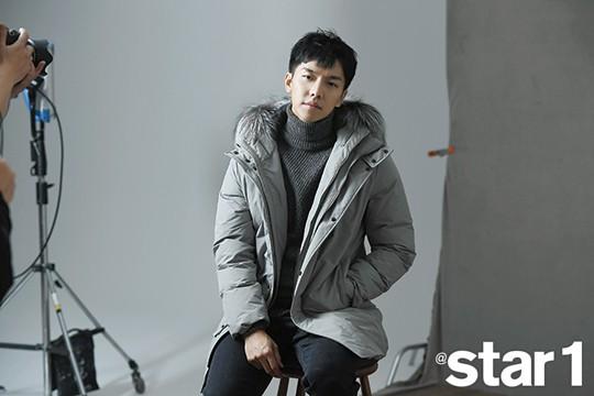 Lee Seung Gi cực nam tính trong bộ ảnh mới - Ảnh 10.