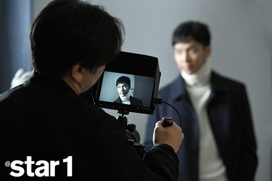 Lee Seung Gi cực nam tính trong bộ ảnh mới - Ảnh 9.