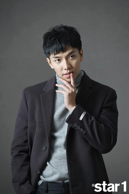 Lee Seung Gi cực nam tính trong bộ ảnh mới - Ảnh 8.