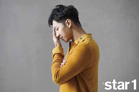 Lee Seung Gi cực nam tính trong bộ ảnh mới - Ảnh 5.