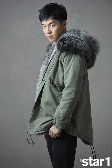 Lee Seung Gi cực nam tính trong bộ ảnh mới - Ảnh 4.