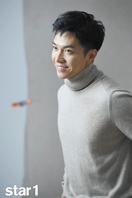Lee Seung Gi cực nam tính trong bộ ảnh mới - Ảnh 3.