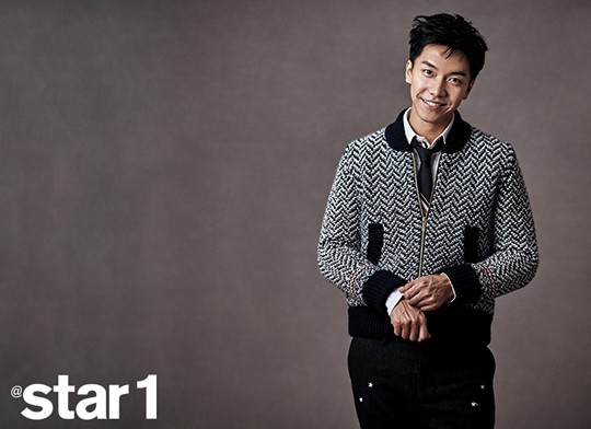 Lee Seung Gi cực nam tính trong bộ ảnh mới - Ảnh 1.