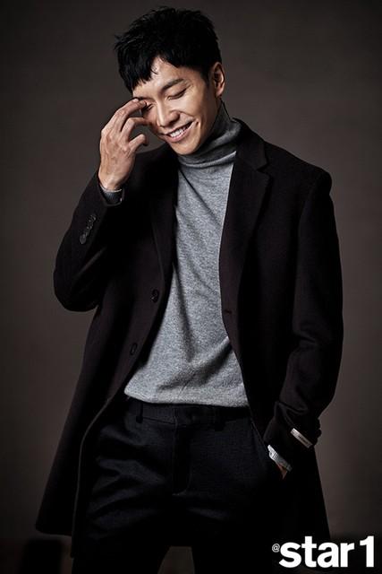 Lee Seung Gi cực nam tính trong bộ ảnh mới - Ảnh 19.