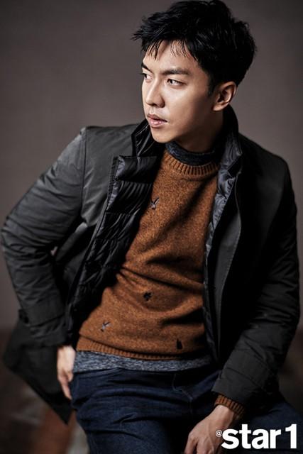 Lee Seung Gi cực nam tính trong bộ ảnh mới - Ảnh 17.