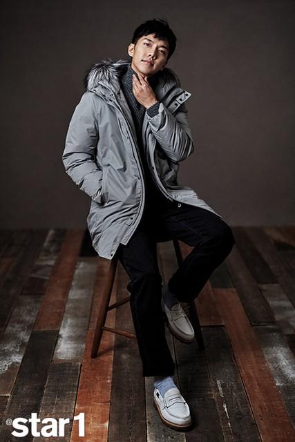Lee Seung Gi cực nam tính trong bộ ảnh mới - Ảnh 16.