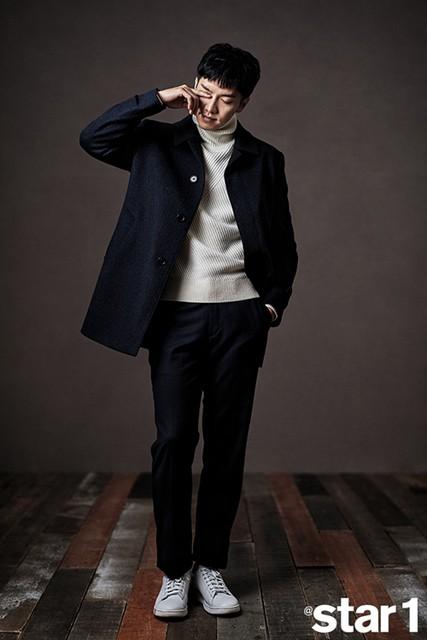 Lee Seung Gi cực nam tính trong bộ ảnh mới - Ảnh 15.