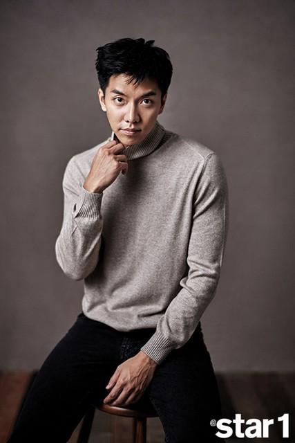 Lee Seung Gi cực nam tính trong bộ ảnh mới - Ảnh 14.