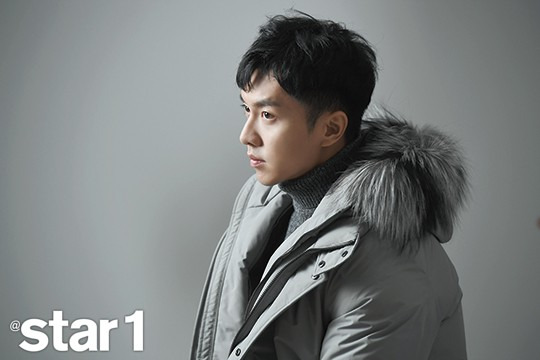 Lee Seung Gi cực nam tính trong bộ ảnh mới - Ảnh 13.