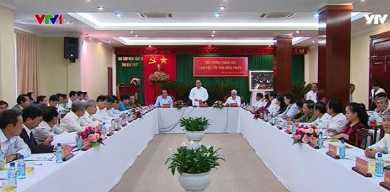 Thủ tướng: Bình Phước phải là thủ phủ của nông nghiệp công nghệ cao - Ảnh 2.