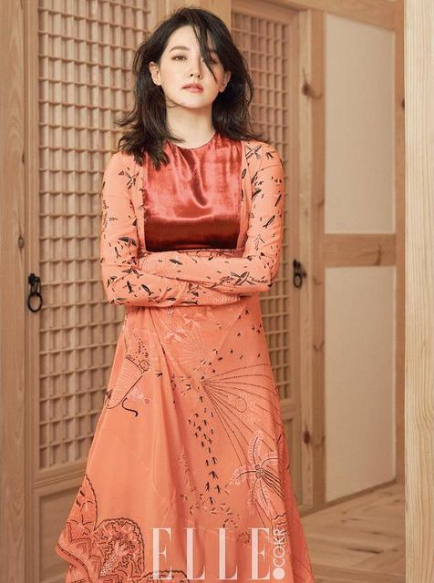 Thổn thức với vẻ đẹp tựa sương mai của Lee Young Ae - Ảnh 12.