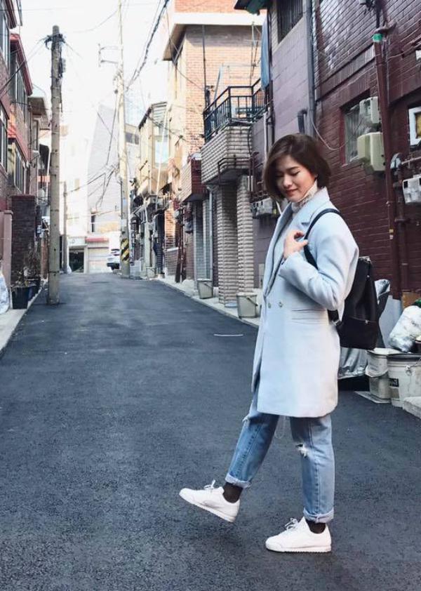 Công thức đẹp ngoài đời thường của MC Mai Trang - Ảnh 3.