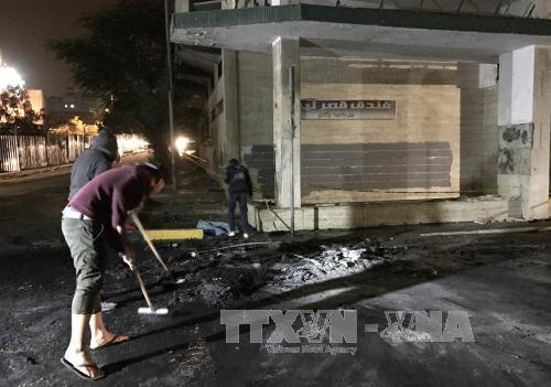 Đánh bom xe ở thủ đô Libya, 2 người thiệt mạng - Ảnh 1.