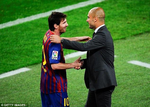 Man City tính làm vụ áp phe Messi với 400 triệu euro - Ảnh 1.
