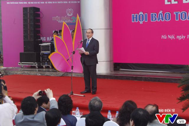 Đài THVN đoạt giải Đặc biệt tại Hội báo Toàn quốc 2017 - Ảnh 4.