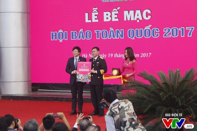 Đài THVN đoạt giải Đặc biệt tại Hội báo Toàn quốc 2017 - Ảnh 6.
