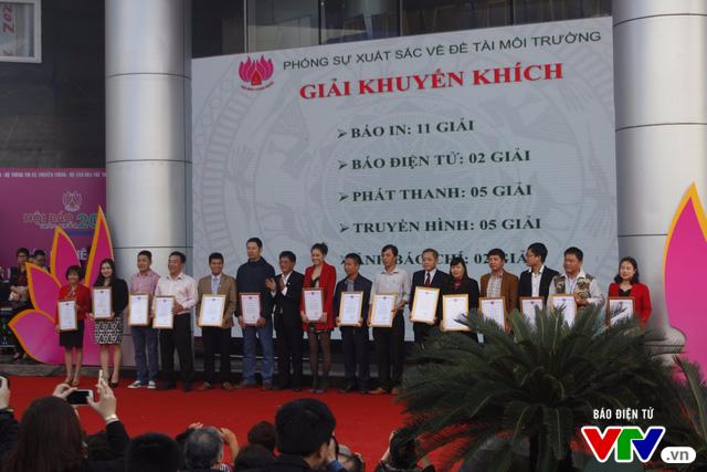 Đài THVN đoạt giải Đặc biệt tại Hội báo Toàn quốc 2017 - Ảnh 13.