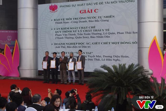 Đài THVN đoạt giải Đặc biệt tại Hội báo Toàn quốc 2017 - Ảnh 16.