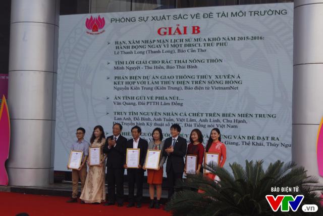 Đài THVN đoạt giải Đặc biệt tại Hội báo Toàn quốc 2017 - Ảnh 15.