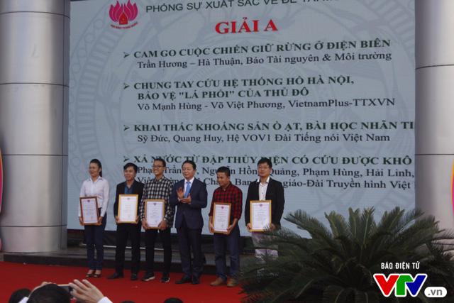 Đài THVN đoạt giải Đặc biệt tại Hội báo Toàn quốc 2017 - Ảnh 14.