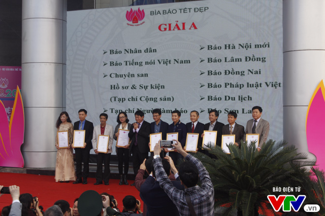 Đài THVN đoạt giải Đặc biệt tại Hội báo Toàn quốc 2017 - Ảnh 17.
