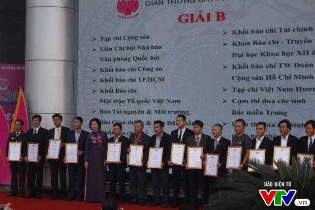Đài THVN đoạt giải Đặc biệt tại Hội báo Toàn quốc 2017 - Ảnh 10.