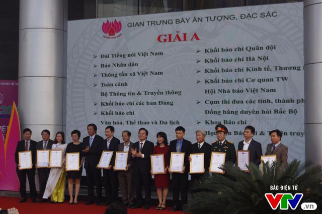 Đài THVN đoạt giải Đặc biệt tại Hội báo Toàn quốc 2017 - Ảnh 9.