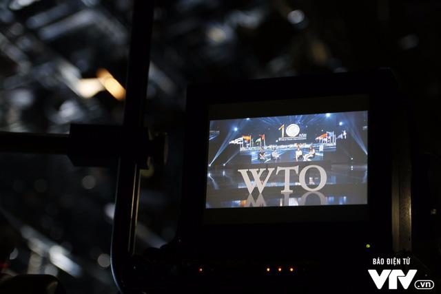 Những hình ảnh hậu trường của 10 năm WTO - Viết tiếp con đường hội nhập - Ảnh 1.