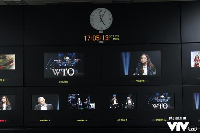 Những hình ảnh hậu trường của 10 năm WTO - Viết tiếp con đường hội nhập - Ảnh 11.