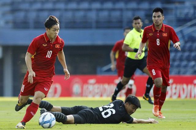 U23 Việt Nam với mục tiêu lập kỳ tích tại VCK U23 châu Á 2018 - Ảnh 1.